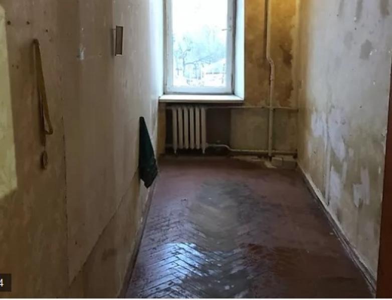 Купить 1-комнатная гостинка, Харьков, МОСКАЛЁВКА, Грековская