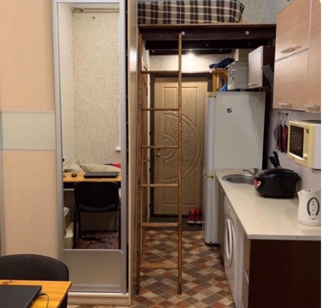 Купить 1-комнатная гостинка, Харьков, Холодная Гора, Волонтерская (Социалистическая)