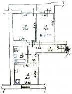 2-комнатная квартира, Харьков, ШИШКОВКА, Шевченко (Советская)