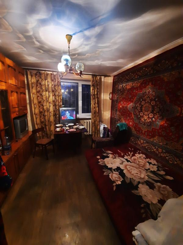 Купить 1-комнатная гостинка, Харьков, Салтовка, Гарибальди