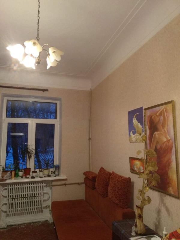 Купить 1-комнатная гостинка, Харьков, Артема поселок, Дизельная