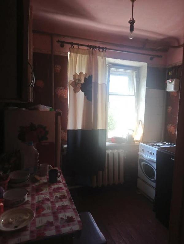 Купить 1-комнатная гостинка, Харьков, Залютино, Огаревского
