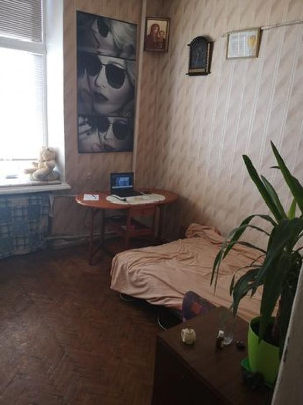 Купить 1-комнатная гостинка, Харьков, НАГОРНЫЙ, Мироносицкая