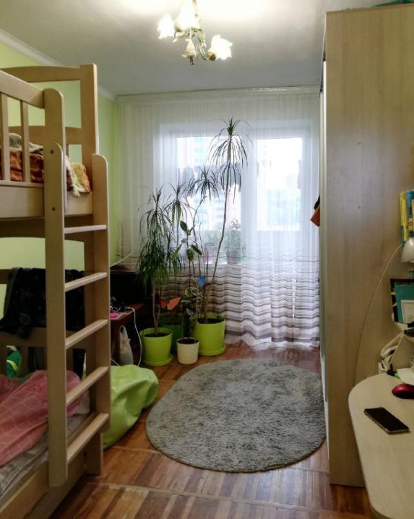 Купить 4-комнатная квартира, Харьков, Павлово Поле, Науки проспект (Ленина проспект)