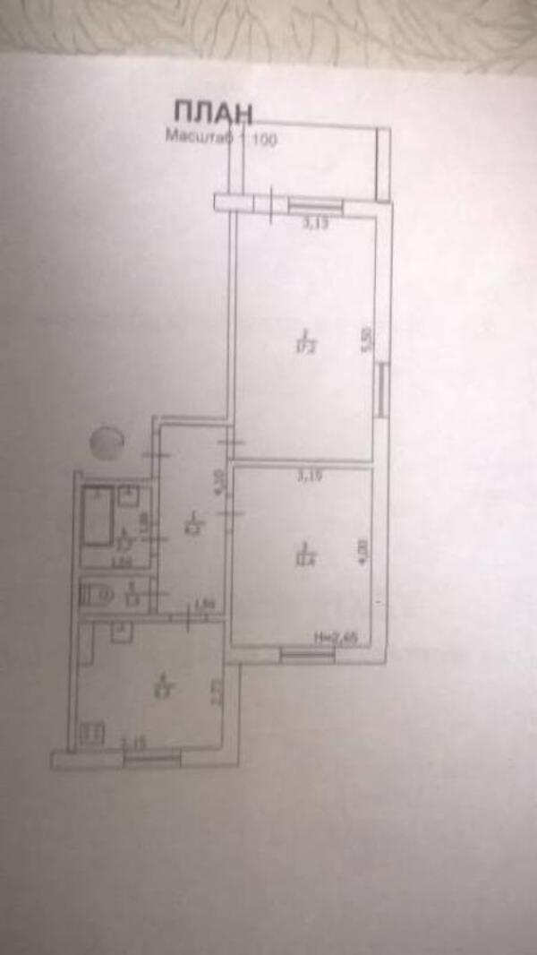 Купить 2-комнатная квартира, Чугуев, Преображенская (Октябрьской революции), Харьковская область