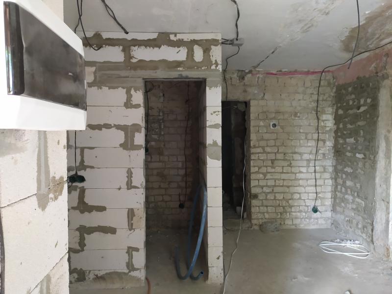 Купить 1-комнатная гостинка, Харьков, Салтовка, Ферганская