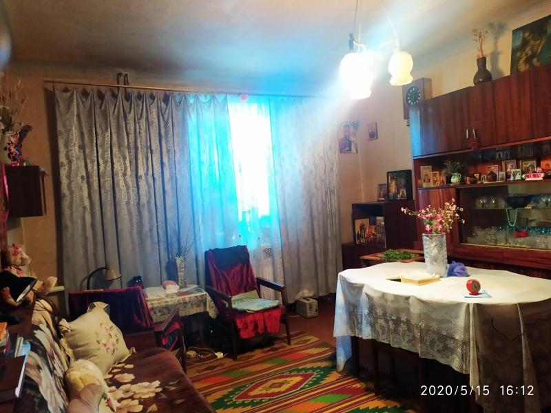 Купить 1-комнатная квартира, Дергачи, Сумской путь (Ленина, Свердлова, Петровского), Харьковская область