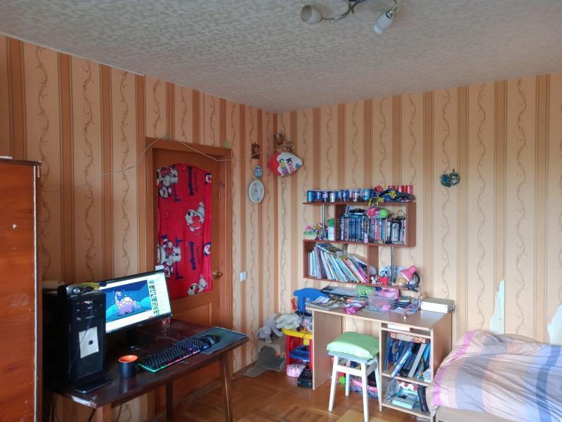 Купить 1-комнатная квартира, Покотиловка, Тимирязева, Харьковская область