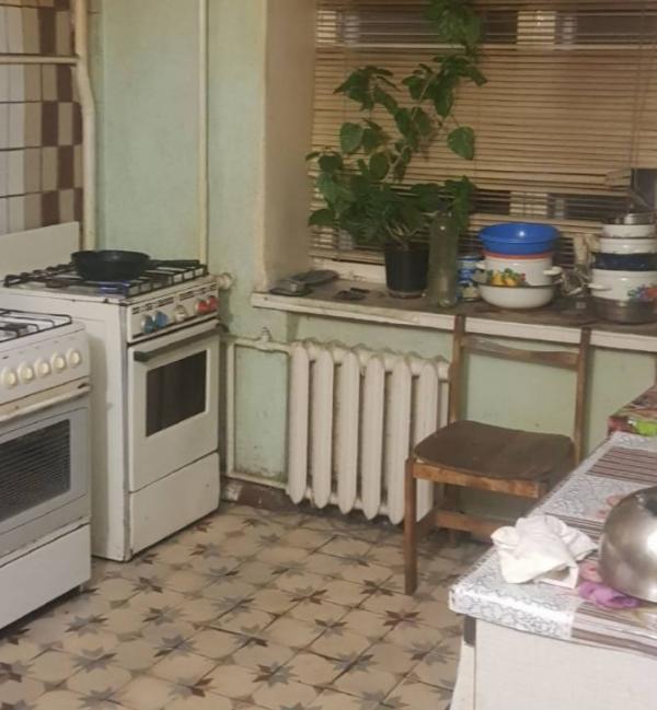 Купить 2-комнатная гостинка, Харьков, Залютино, Золочевская