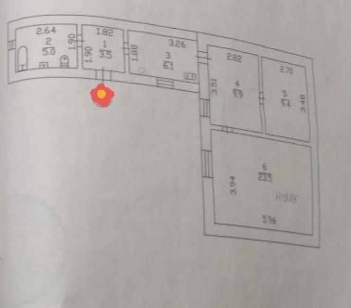 Купить 2-комнатная квартира, Харьков, Центральный рынок метро, Конторская (Краснооктябрьская)