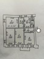 5-комнатная квартира, Харьков, Центральный рынок метро, Чеботарская