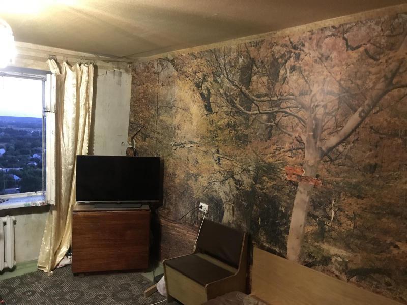 Купить 1-комнатная гостинка, Солоницевка, Харьковская область