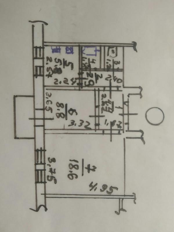 Купить 2-комнатная квартира, Харьков, Старая салтовка, Академиков Ахиезеров (Халтурина)