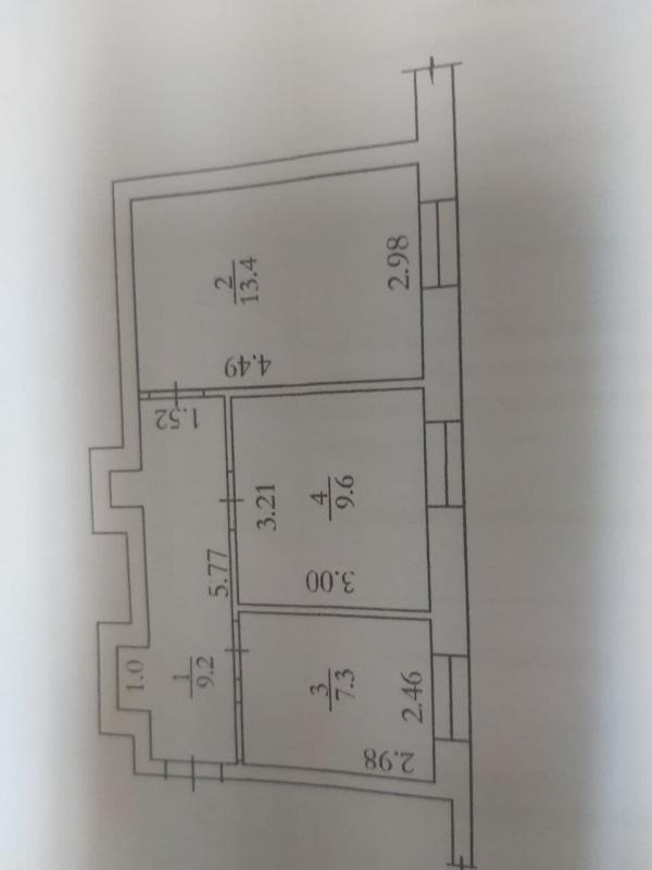 Купить 1-комнатная квартира, Харьков, Старая салтовка, Автострадный пер.