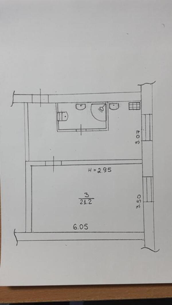Купить 1-комнатная квартира, Харьков, Новые Дома, Возрождения
