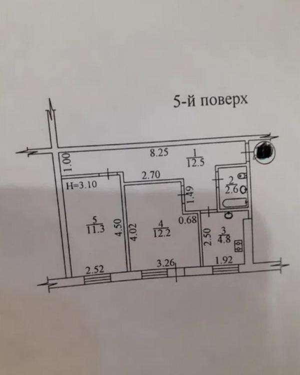 Купить 2-комнатная квартира, Харьков, Новые Дома, Юрьева бул.