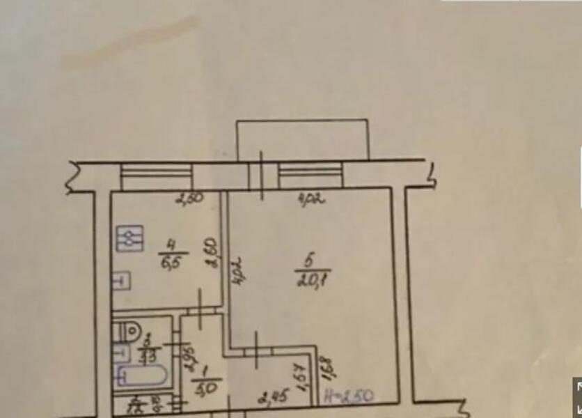 Купить 1-комнатная квартира, Харьков, Завод Шевченко, Селянская (Совхозная, Пионера)