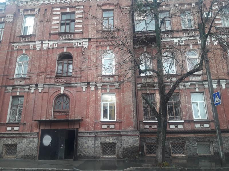 Купить 1-комнатная гостинка, Харьков, Центральный рынок метро, Дмитриевская