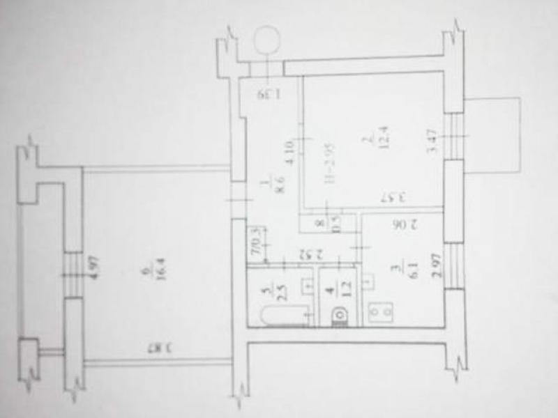 Купить 2-комнатная квартира, Харьков, ХТЗ, Станкостроительная