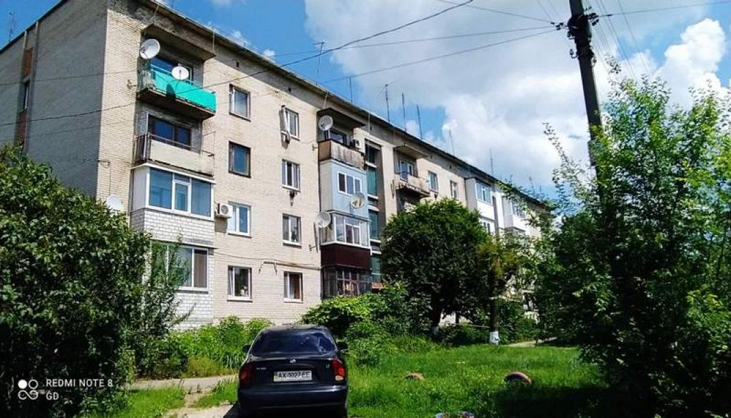 Купить 1-комнатная квартира, Мерефа, Шелкостанция, Харьковская область