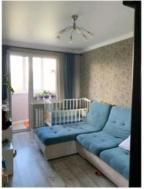 3-комнатная квартира, Харьков, Алексеевка, Архитекторов
