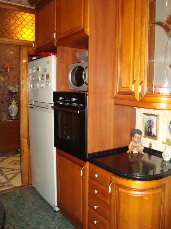 Купить 3-комнатная квартира, Харьков, Бавария, Кибальчича