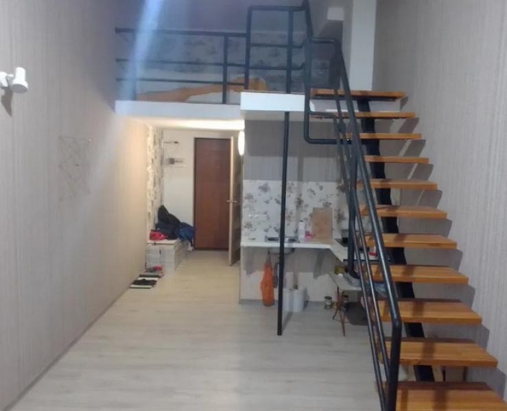 Купить 1-комнатная гостинка, Харьков, ИВАНОВКА, Лозовская