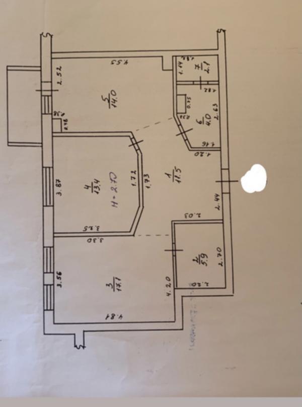 Купить 2-комнатная квартира, Харьков, Алексеевка, Белогорская