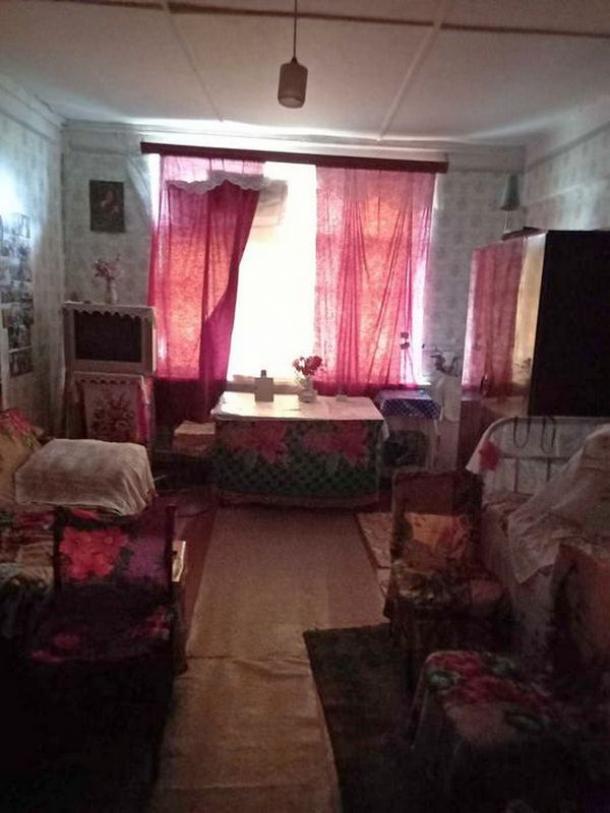 Комната, Кочеток, Чугуевский район