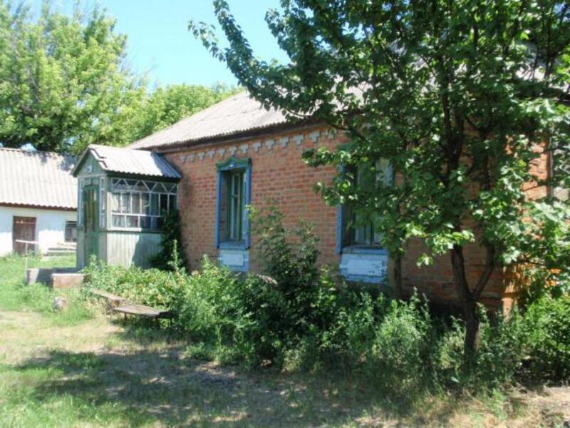 Дом, 4-комн., Кобзевка, Красноградский район