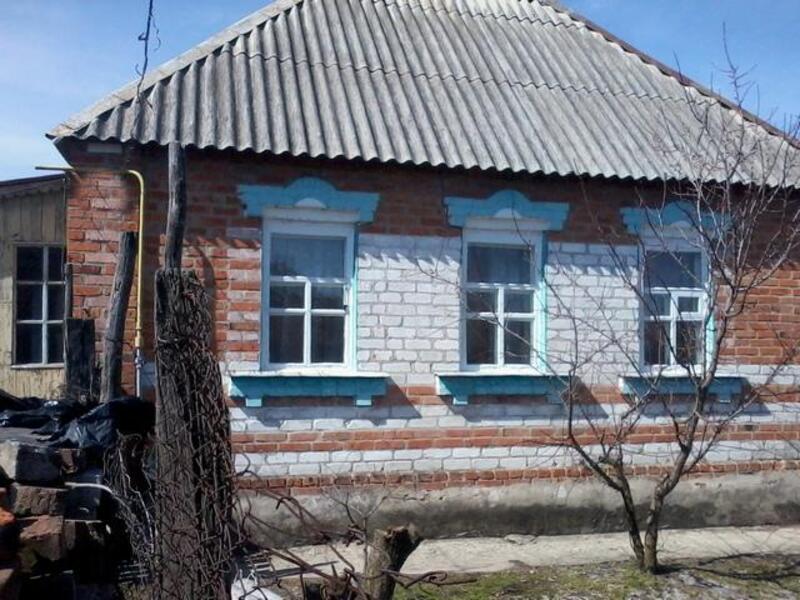 Дом, Черкасские Тишки, Харьковская область (211598 1)