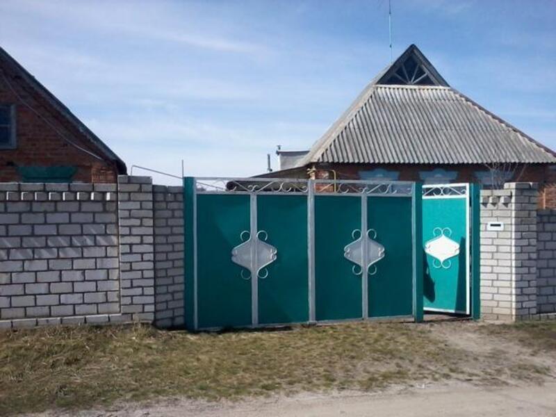 Дом, Черкасские Тишки, Харьковская область (211598 5)