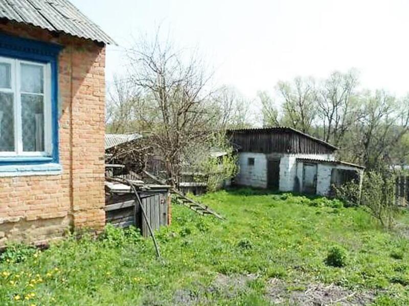 Дом, 3-комн., Великий Бурлук, Великобурлукский район