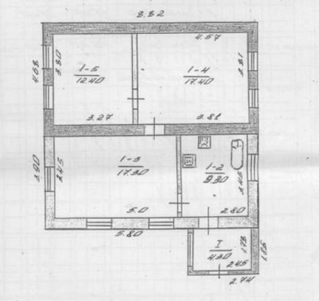 Дом, Лизогубовка, Харьковская область (254369 3)