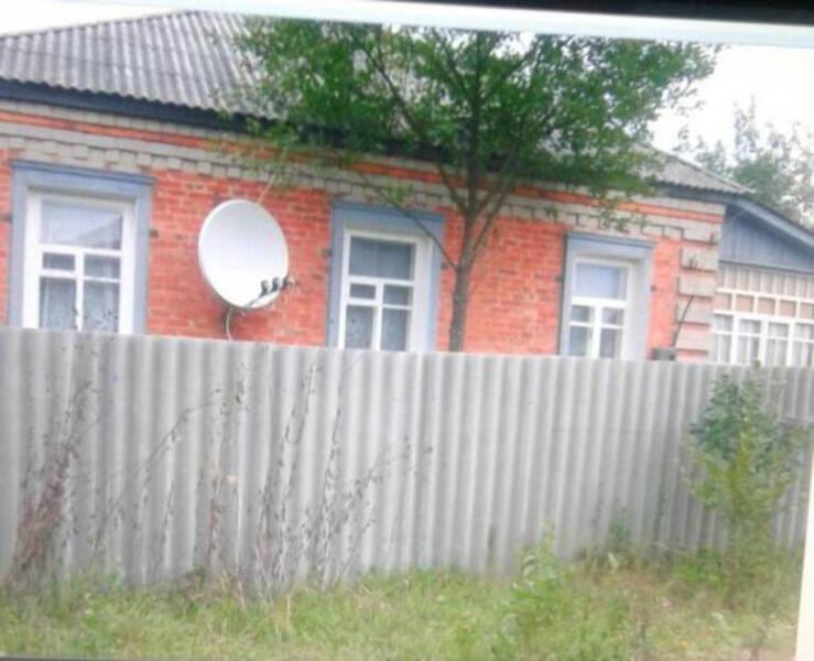 Дом, 3-комн., Гуты, Богодуховский район