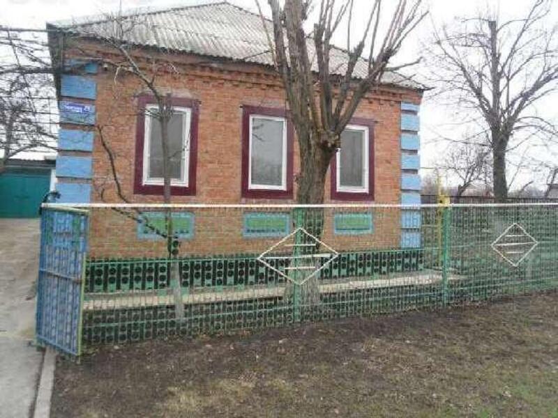 Дом, 4-комн., Лозовая, Лозовской район