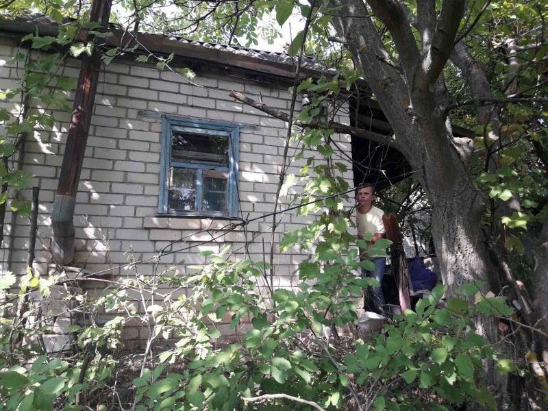 Дача, 1-комн., Старый Мерчик, Валковский район