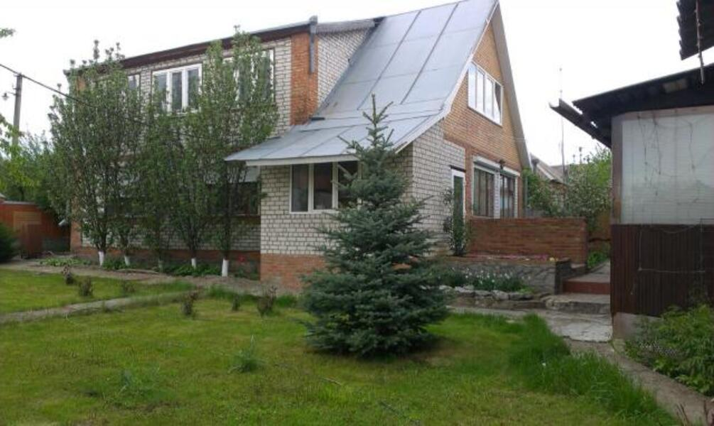 дом, Докучаевское(Коммунист), Харьковская область (350763 2)