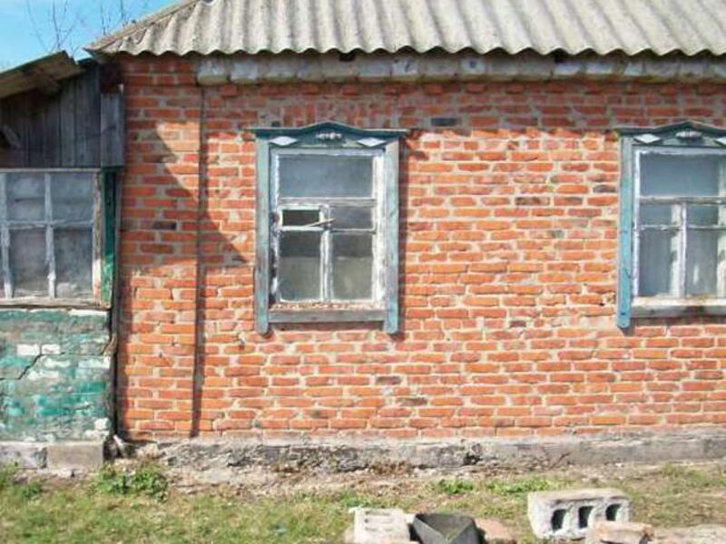 Дом, 2-комн., Ивановское (Октябрьское), Красноградский район