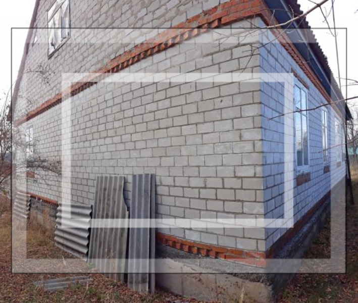 Дом, Зидьки, Харьковская область (386268 25)