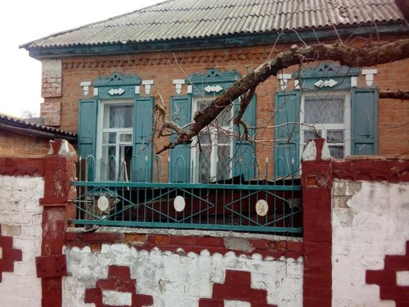 Дом, Каменная Яруга, Харьковская область (398198 6)