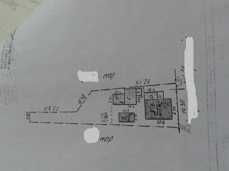Дом, Безруки, Харьковская область (401167 1)