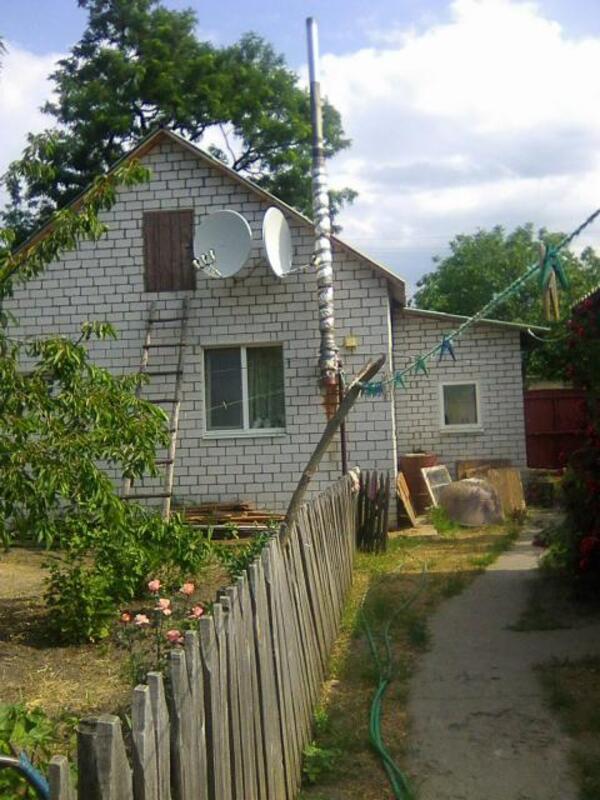 Дом, Черкасские Тишки, Харьковская область (410902 10)
