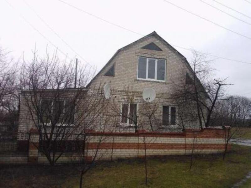 Дом, Дергачи, Харьковская область (413796 1)