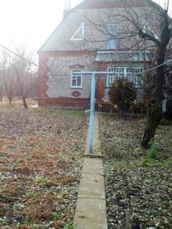Дом, Русские Тишки, Харьковская область (431695 4)