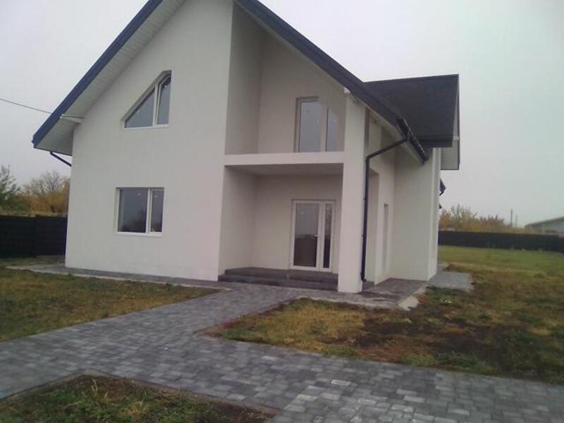 Дом, Черкасская Лозовая, Харьковская область (432523 2)