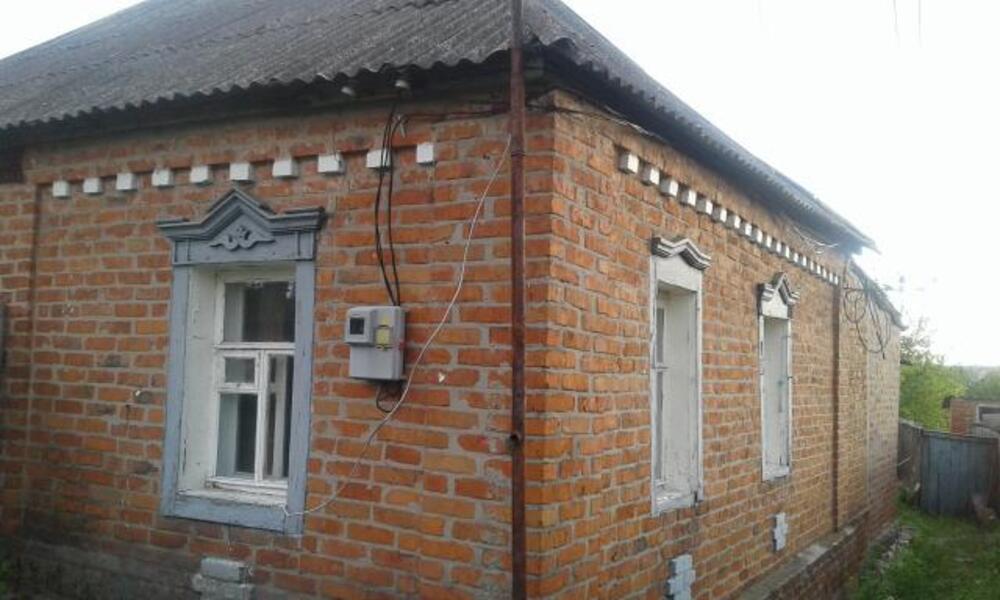 Дом, Высокий, Харьковская область (458899 1)