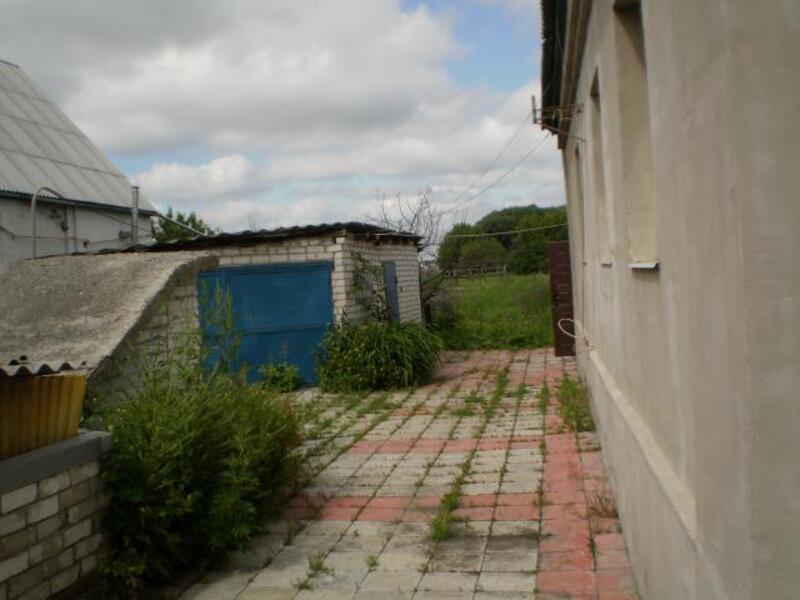 Дом, Великая Бабка, Харьковская область (463280 5)