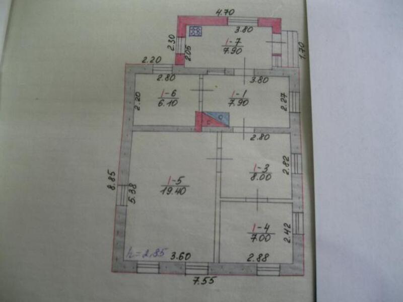 дом, Казачья Лопань, Харьковская область (476708 1)