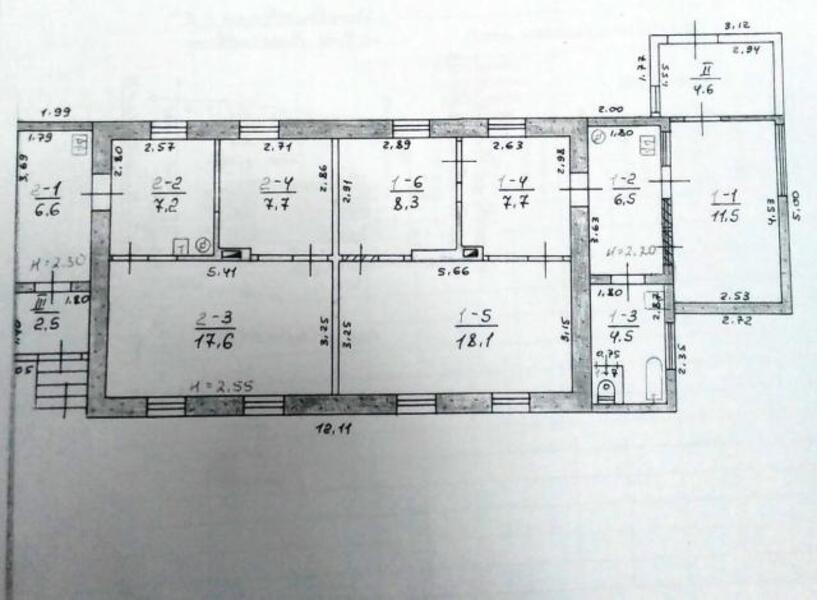дом, Харьков, ХТЗ,  метро м. ХТЗ (480350 1)